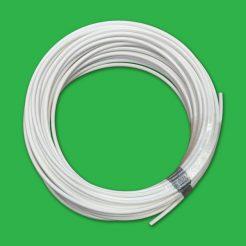 12/1mm x 20m PERT Underfloor Heating Komfort Easylay White 5 Layer Barrier – PE-RT Pipe