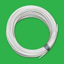 12/2mm x 17m PERT Underfloor Heating Komfort Easylay White 5 Layer Barrier – PE-RT Pipe