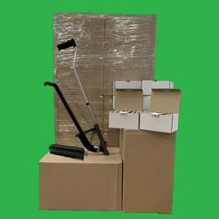 BULK Underfloor Staples - FREE Tacker Tool with 200 boxes 60 mm Tacker Clips(Box Qty 300)