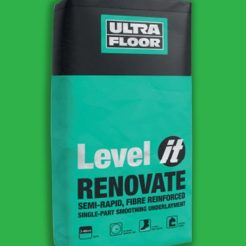 Level It Renovate Self Levelling Compound - Ultra Screed
