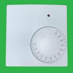 Seitron Room Thermostat 230v TAS05M0001AN, Night Set Back Mode, Optional Remote Sensor facility