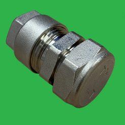 Underfloor Heating Pipe Blanking - Stop End Fitting