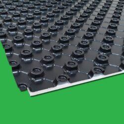 Underfloor Heating 20mm Castellated Floor Tray with 10mm EPS Insulation