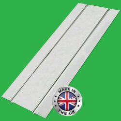 40 x Aluminium Underfloor Heating Double Spreader Diffusion Plates