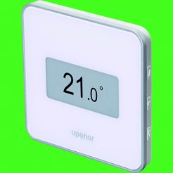 Smatrix Base Style digital thermostat - T-149 White - 1087813