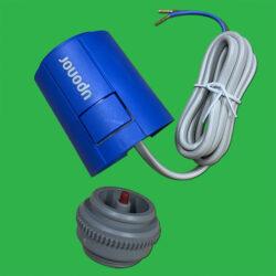 Uponor 1090263 Vario Plus Actuator Pro 230V 1W NC VA02 MT M30 x 1.5 Thread