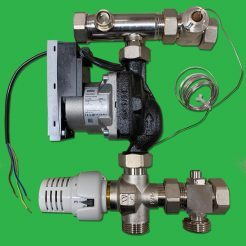 Watts Underfloor Heating Pump Set- FRG 3020