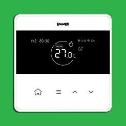 Smart Thermostat - EMMETi Zona U9330000 White - Underfloor Heating