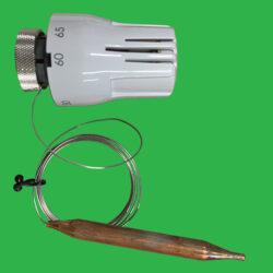 Uponor 1002375 SPI V4 Thermostatic Head and Sensor