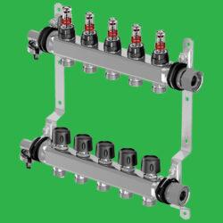 UPONOR Vario S 16 Port Underfloor Manifold - 1088867